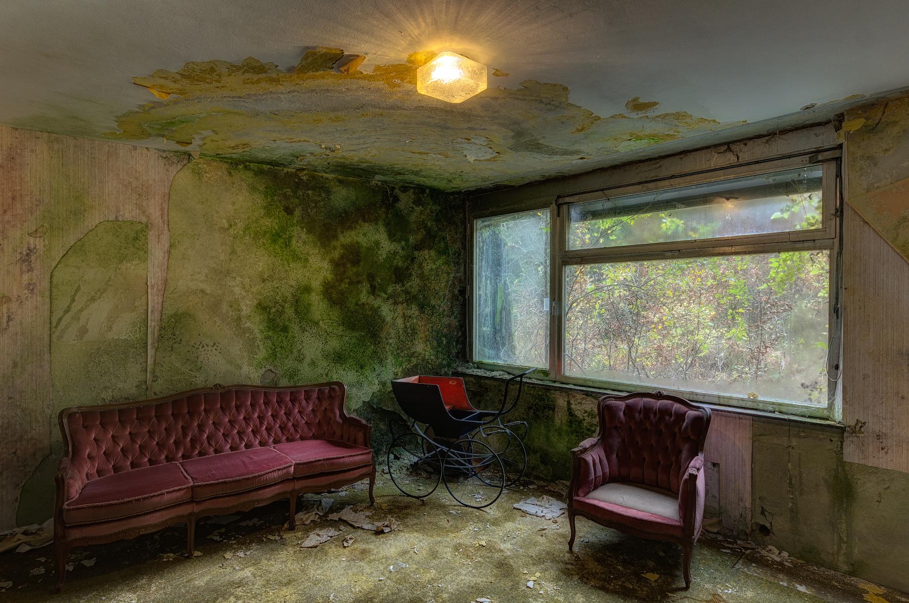 Lugares abandonados por Stefan Baumann