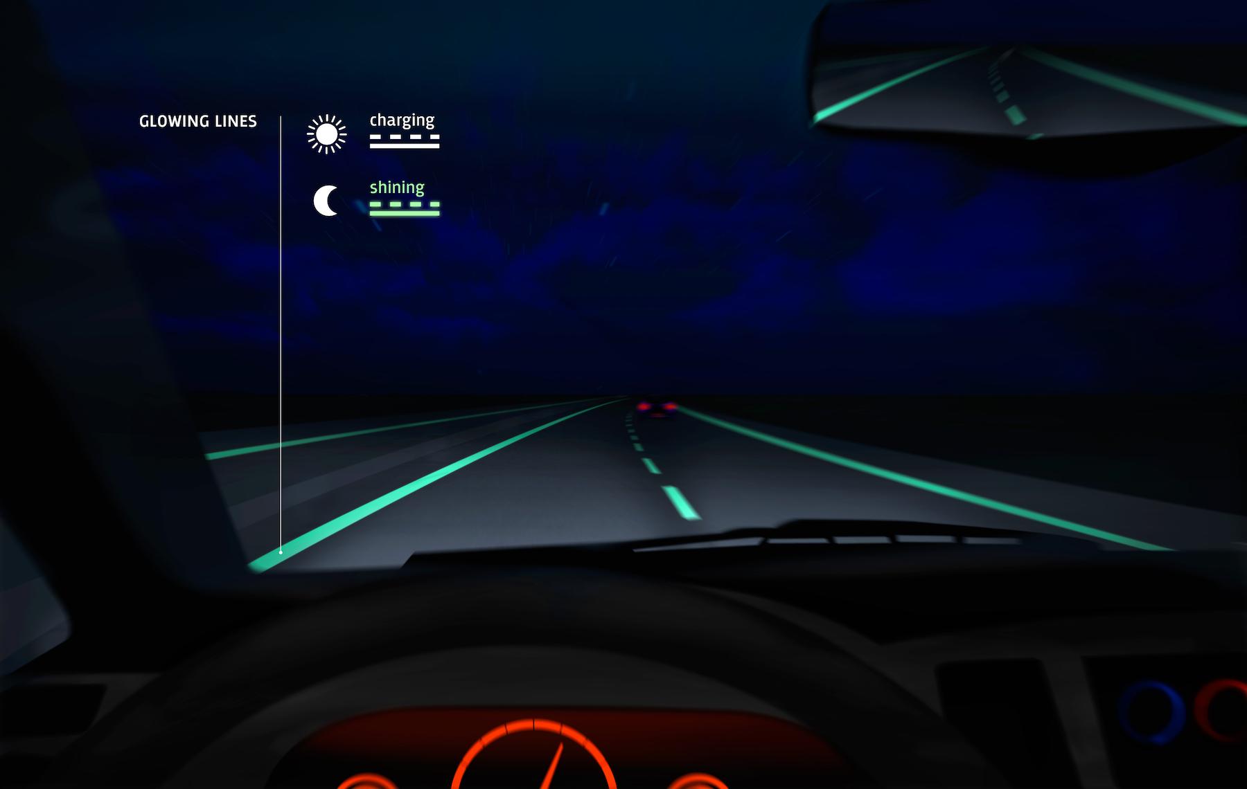 El proyecto 'Smart Highway'. Daan Roosegaard.