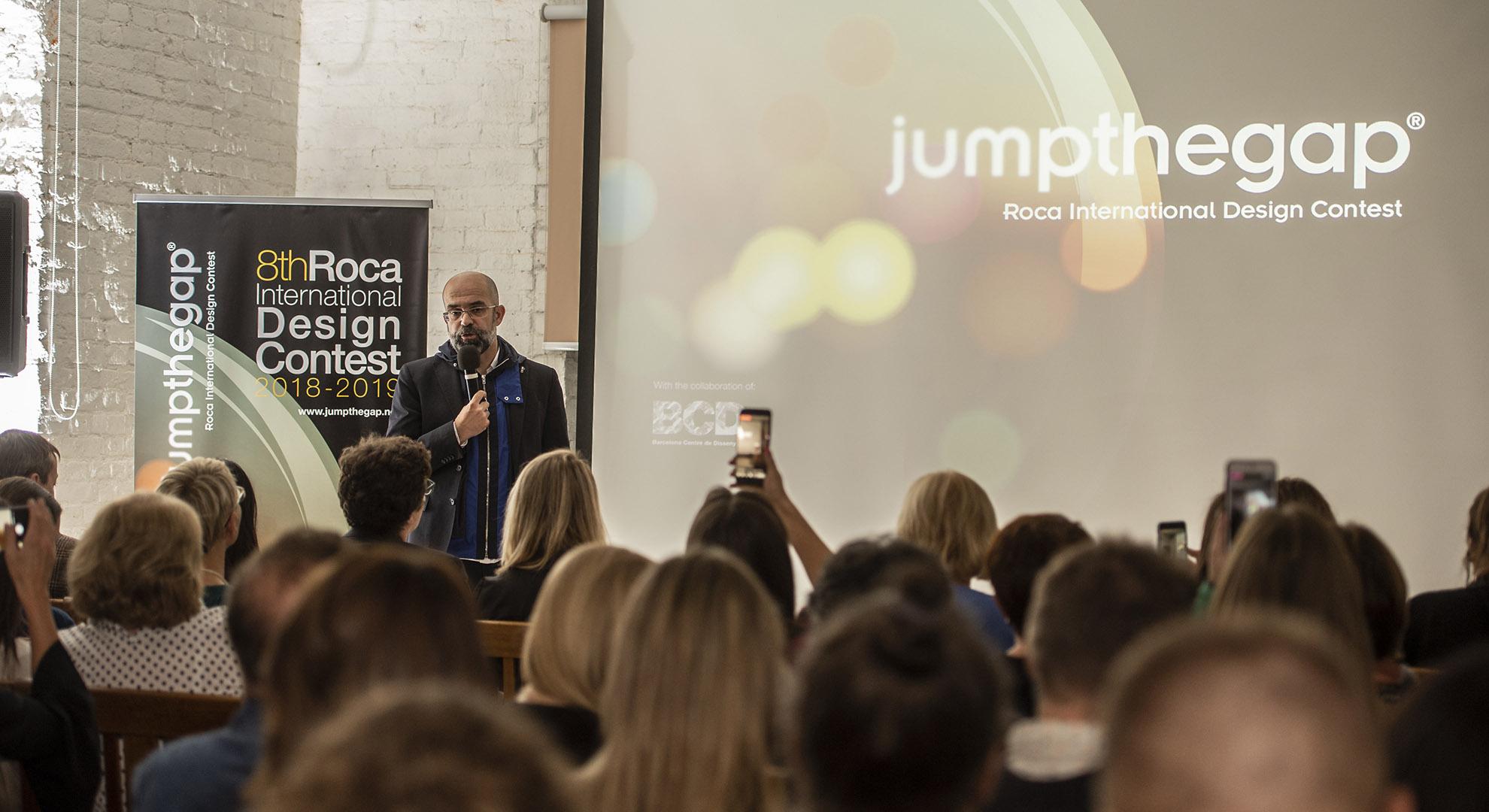 La octava edición jumpthegap® empieza con su presentación en Moscú