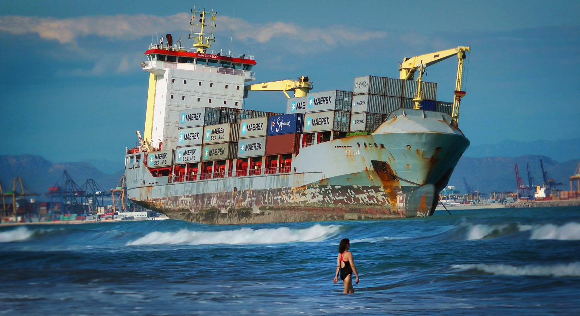 Freightened, the Real Price of Shipping