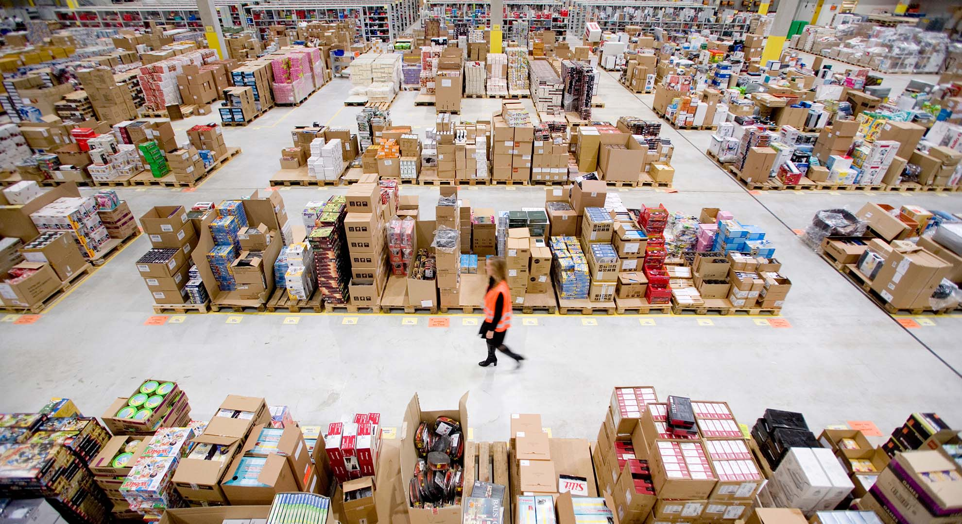 Experiential marketing is becoming important for Amazon.