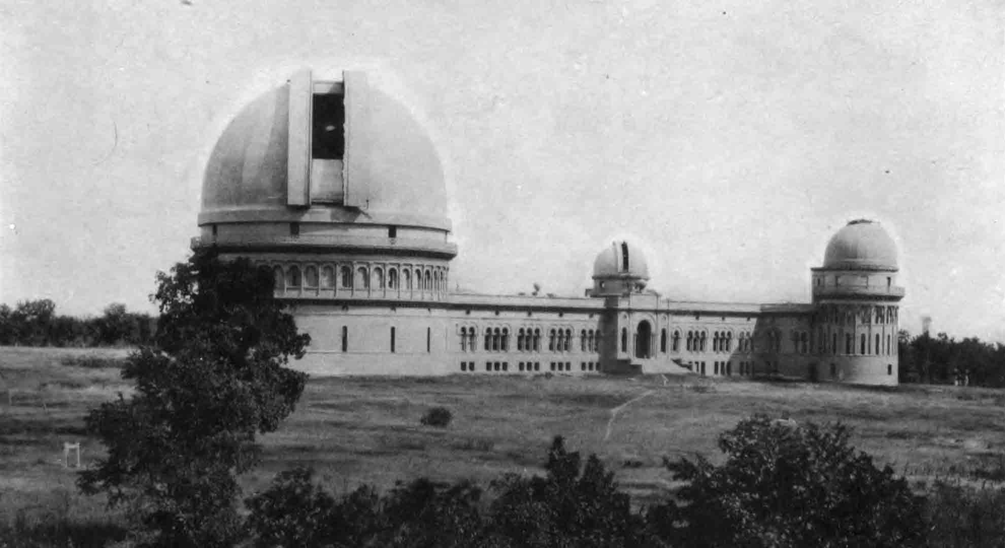 The Yerkes astronomical Observatory closed public operations in 2018