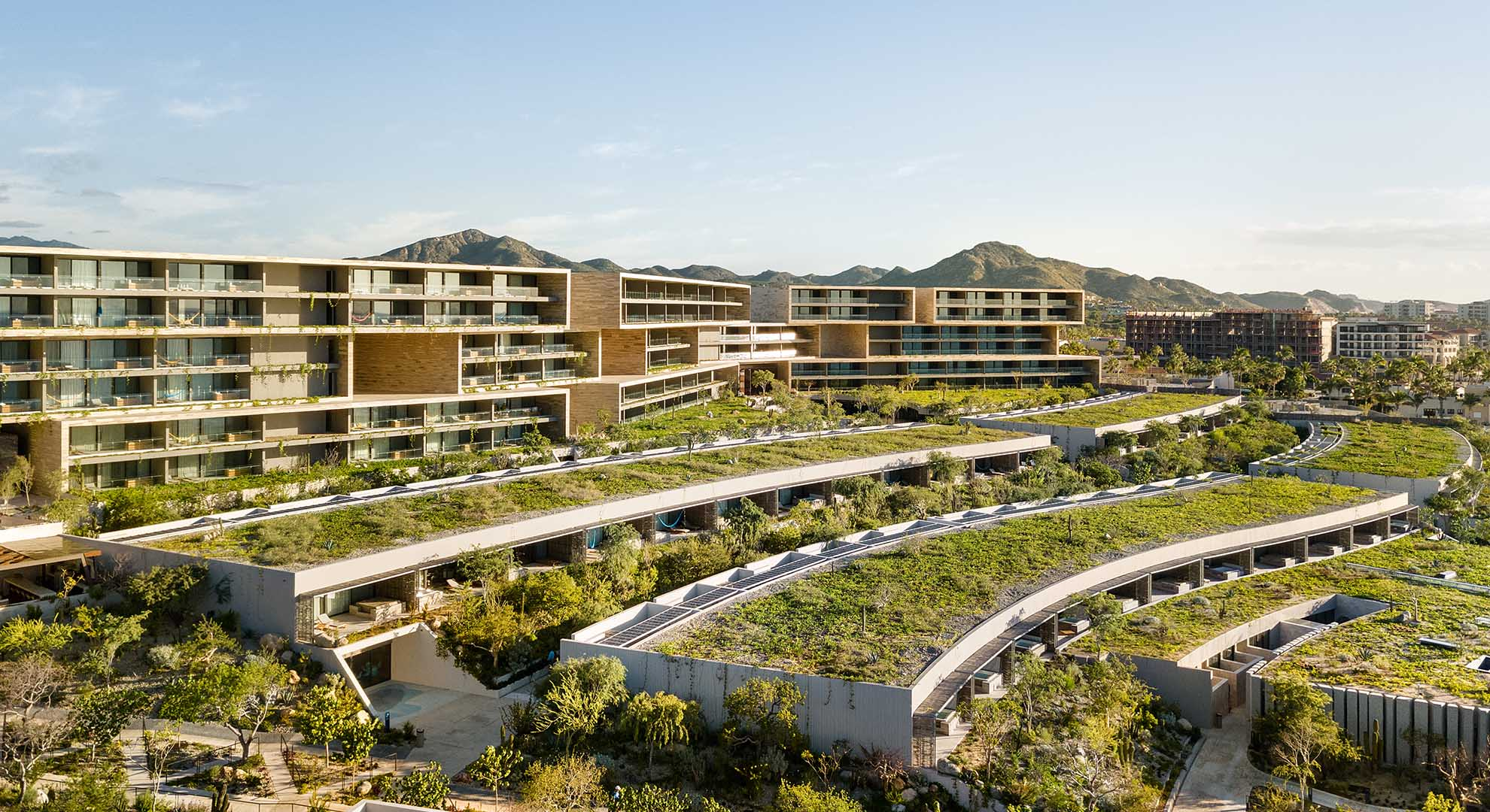 Solaz Los Cabos Resort by Sordo Madaleno Arquitectos in Mexico