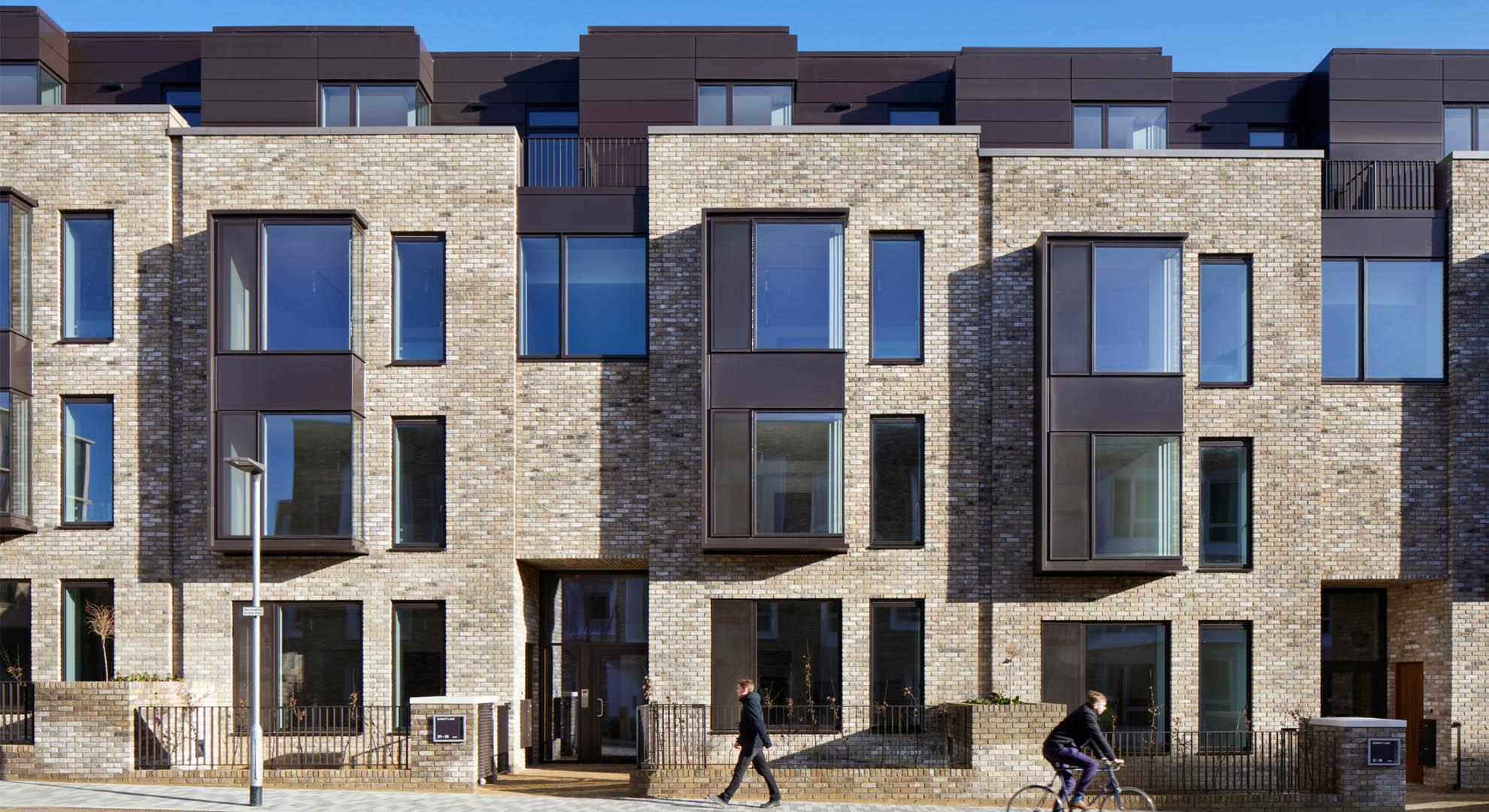 Eddington Village is predicted to achieve net zero carbon emissions