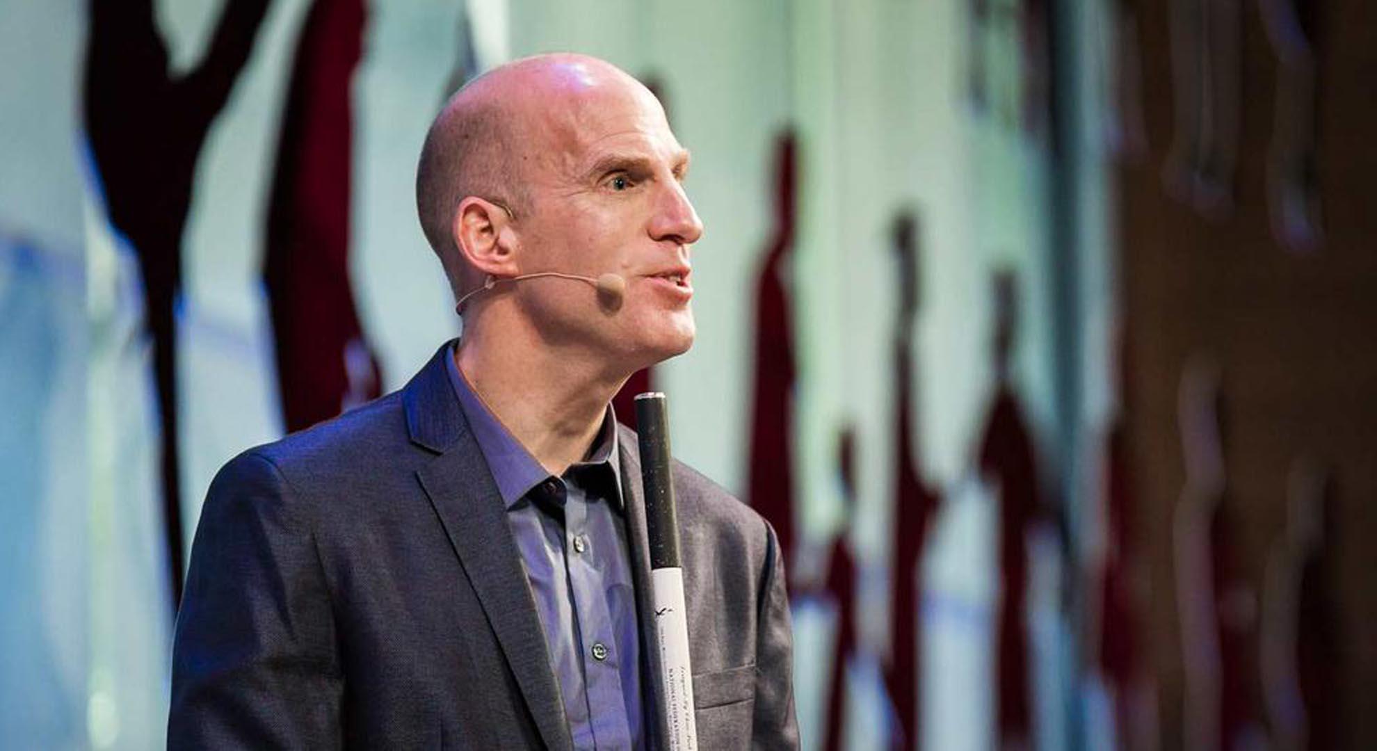 TED Talk: Chris Downey