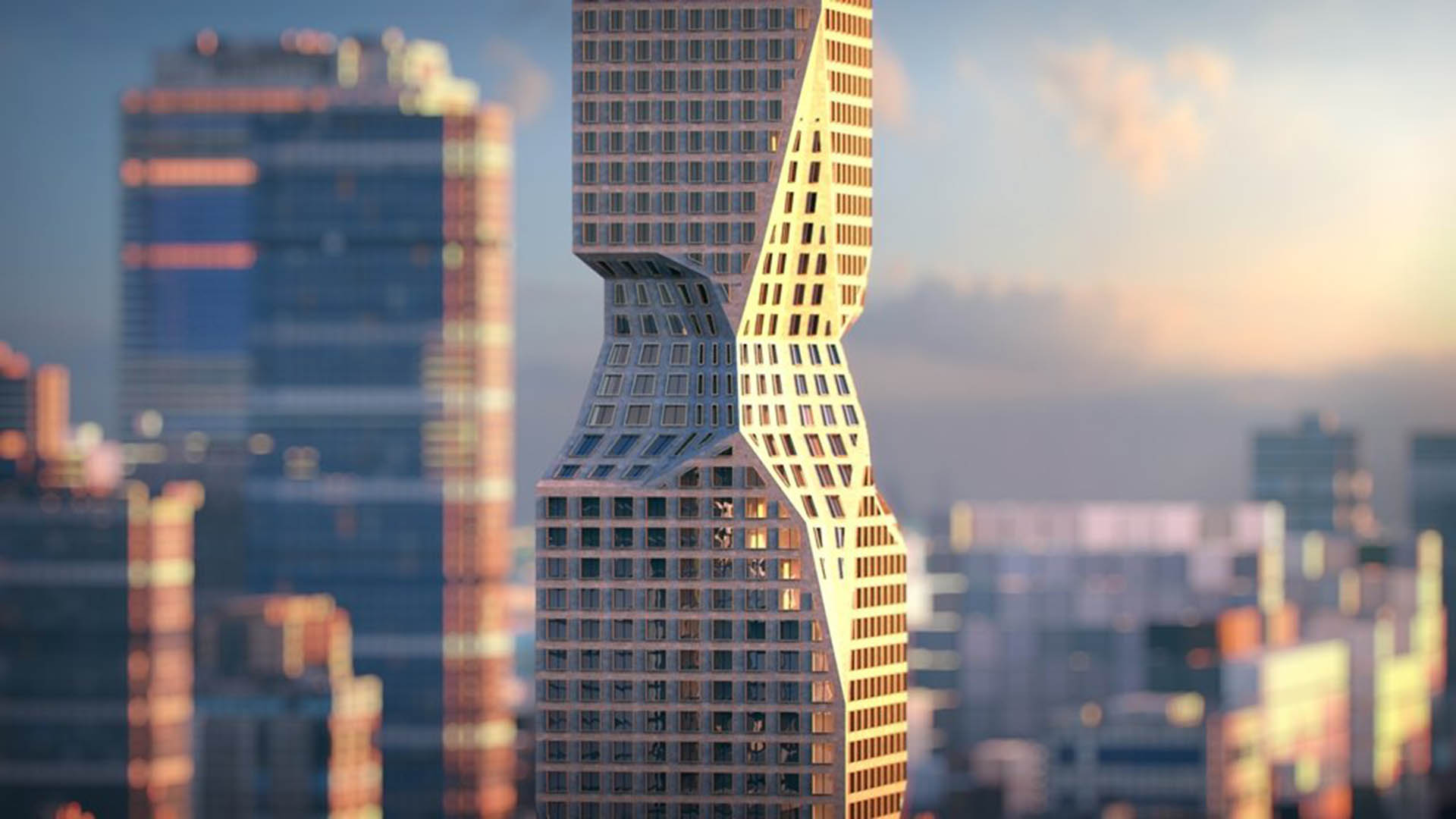 Skyler: An intergenerational residential tower for all ages