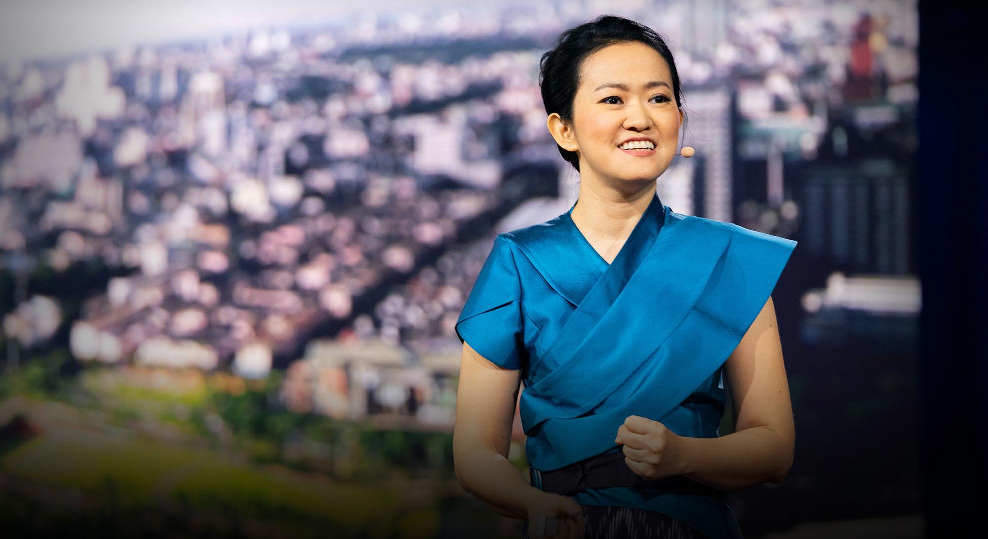 Conferencia TED | Kotchakorn Voraakhom