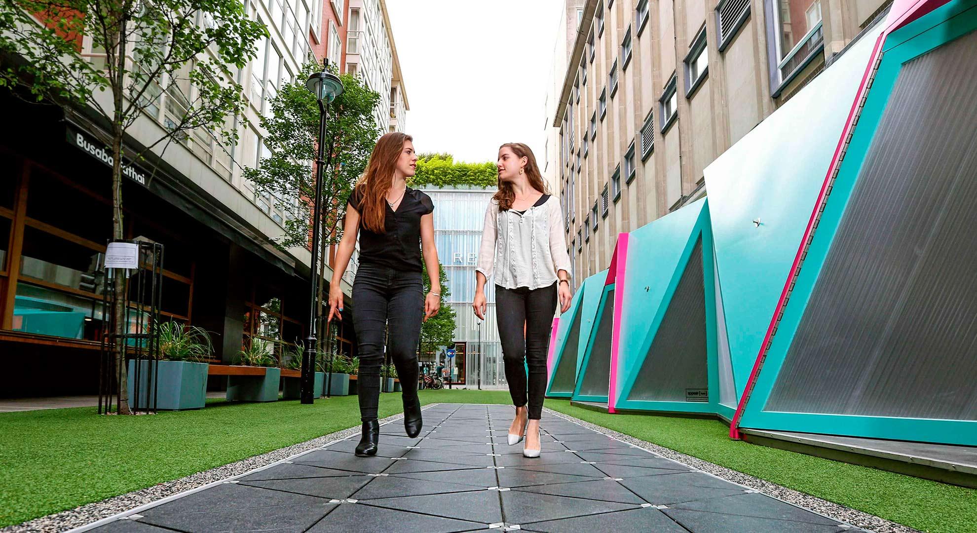 Cómo pueden ser creadas las energías cinéticas en nuestras ciudades.