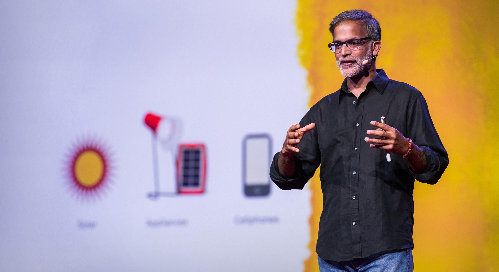 TED TALK  Amar Inamdar