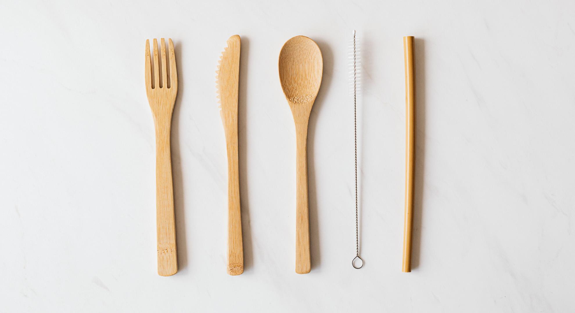 Thinking on the best design for kitchen utensils.