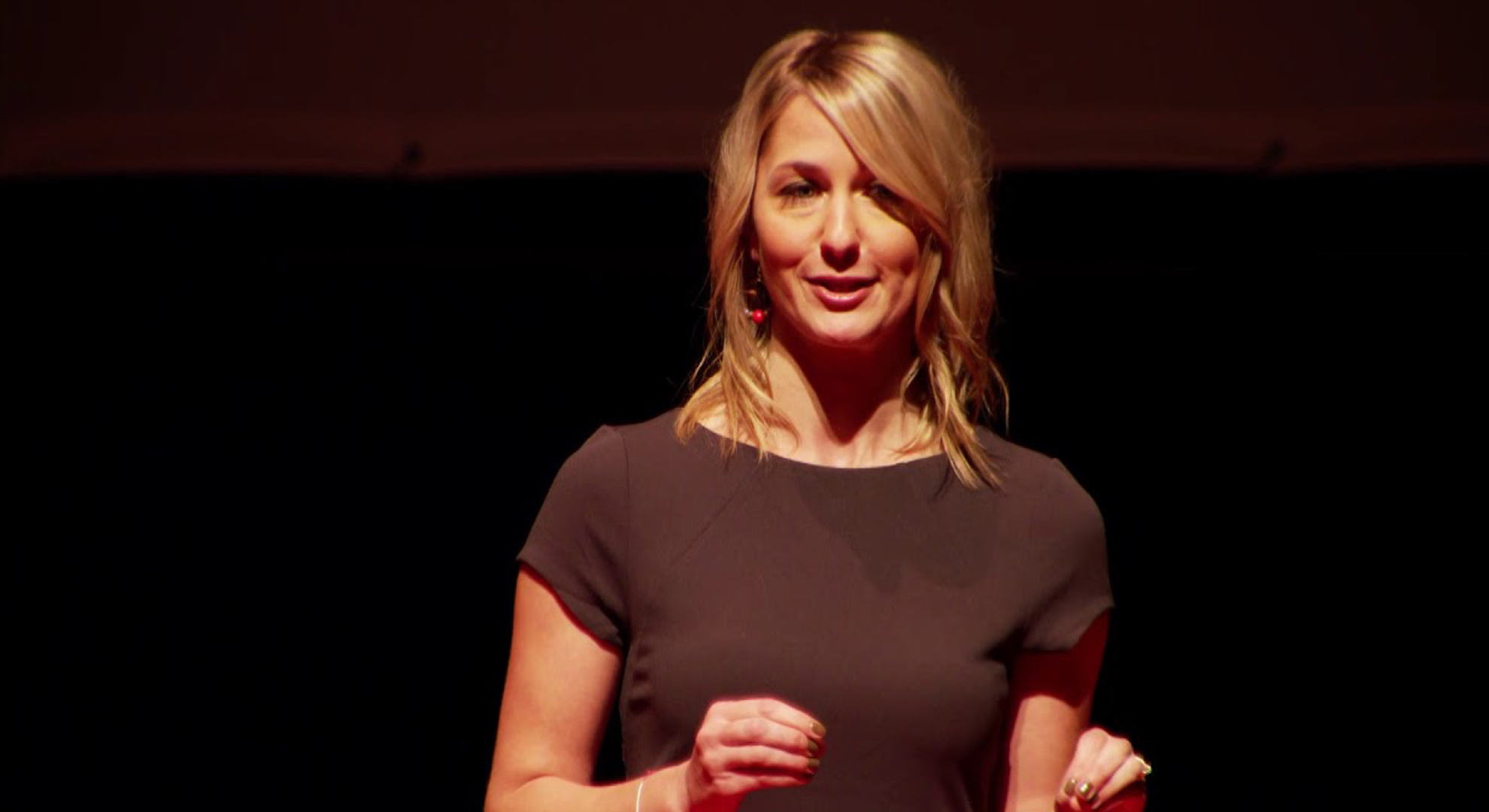 TED Talk | Trish Becker-Hafnor