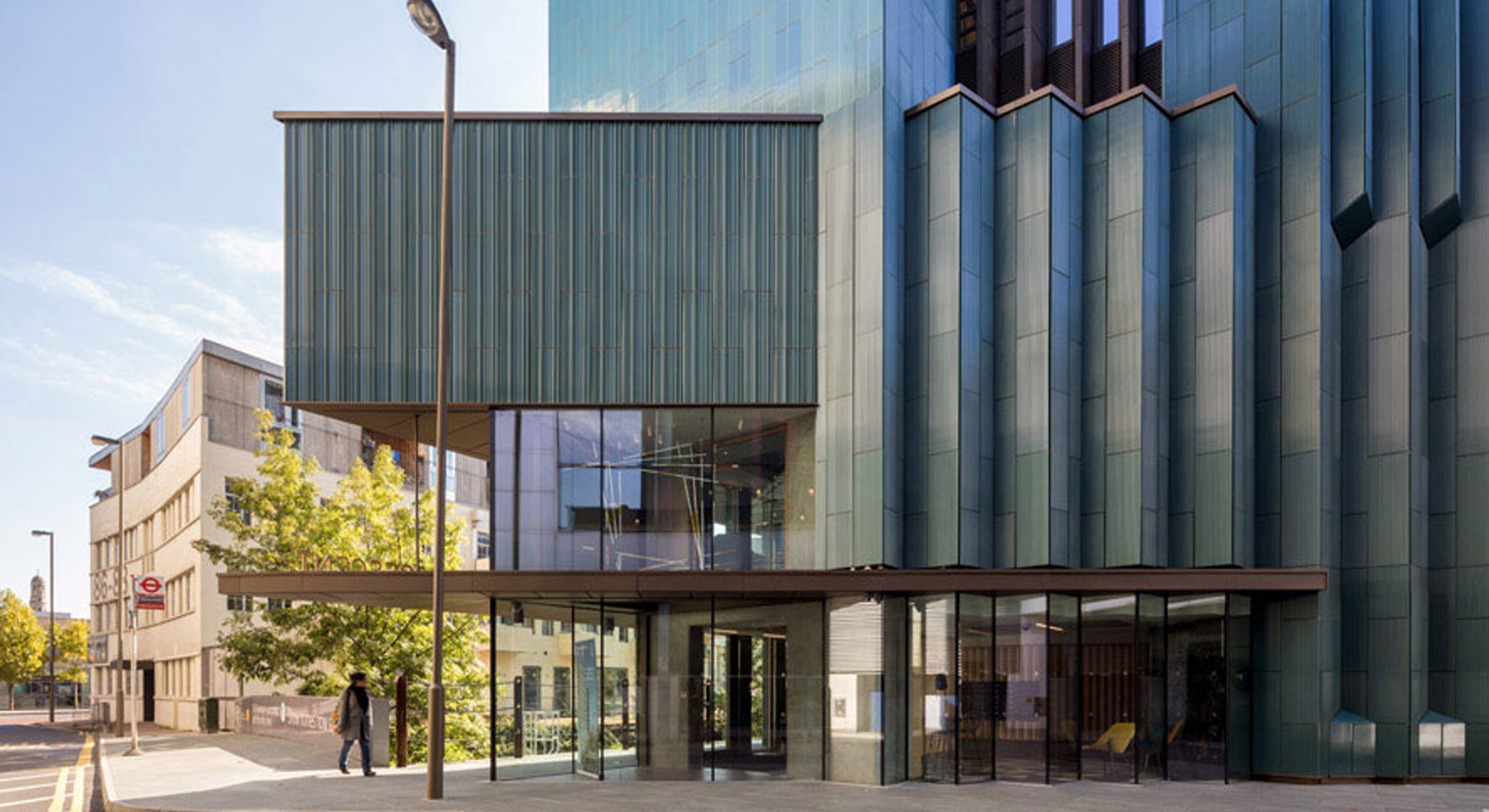 Metropolitan Workshop designs innovative modular housing