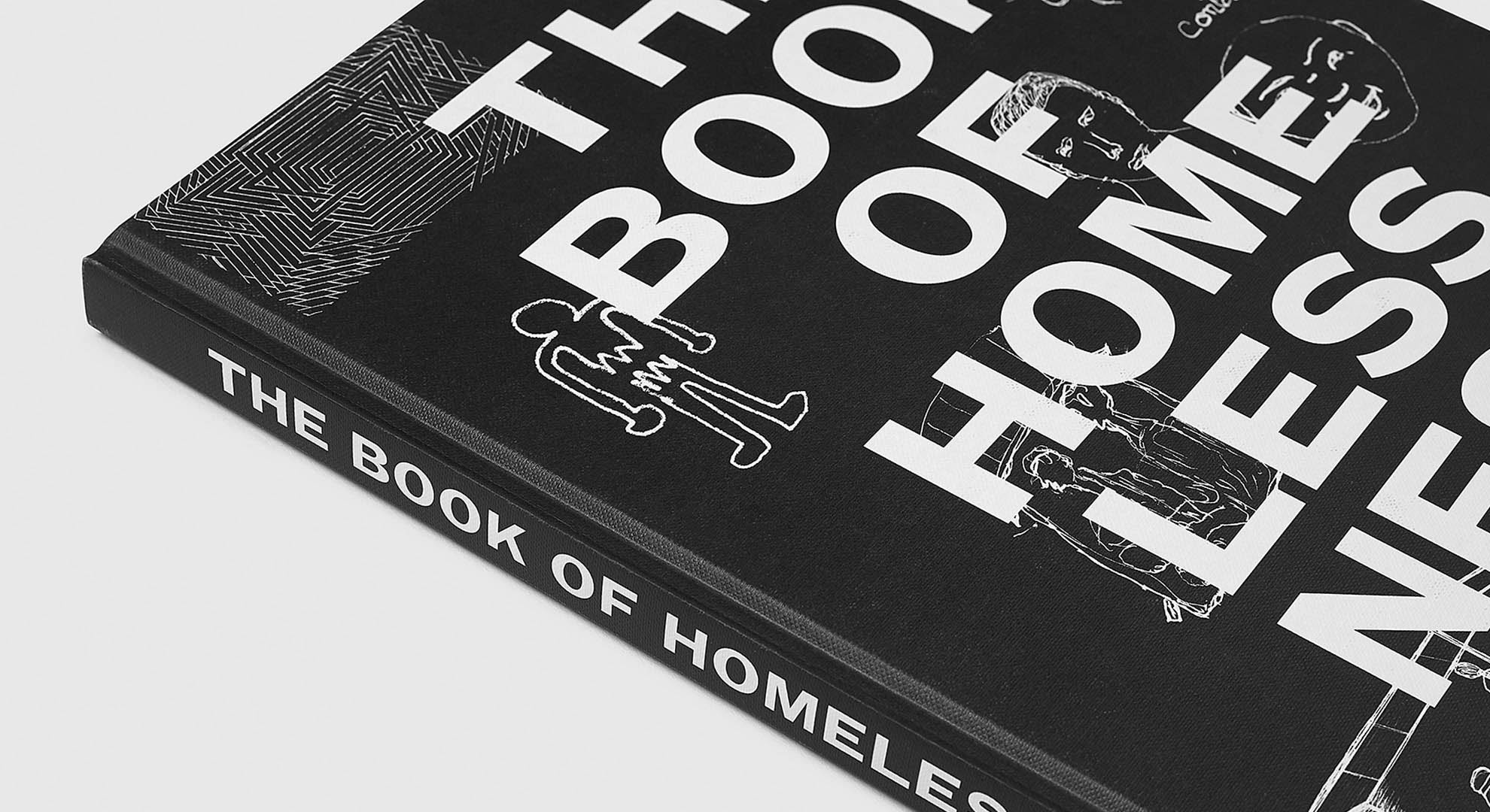 """""""The Book of Homelessness"""", the first graphic novel created by homeless people"""