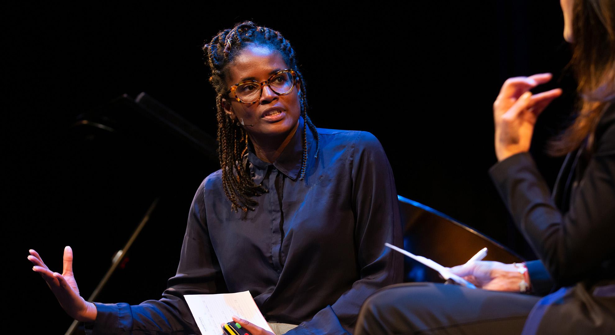 Djamila Ribeiro. A discourse against neocolonialism