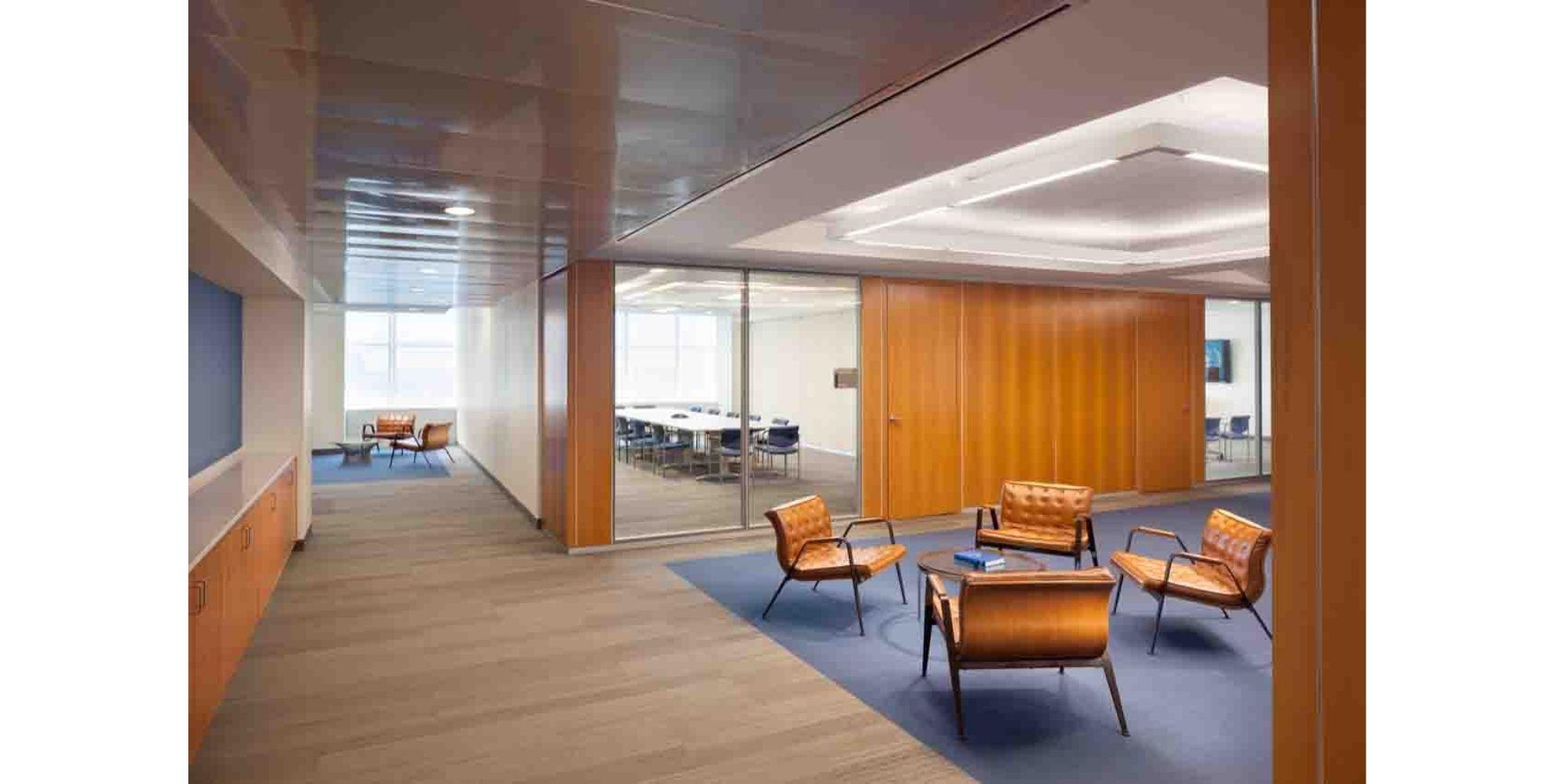 United Nations Headquarters renovated Secretariat Building.
