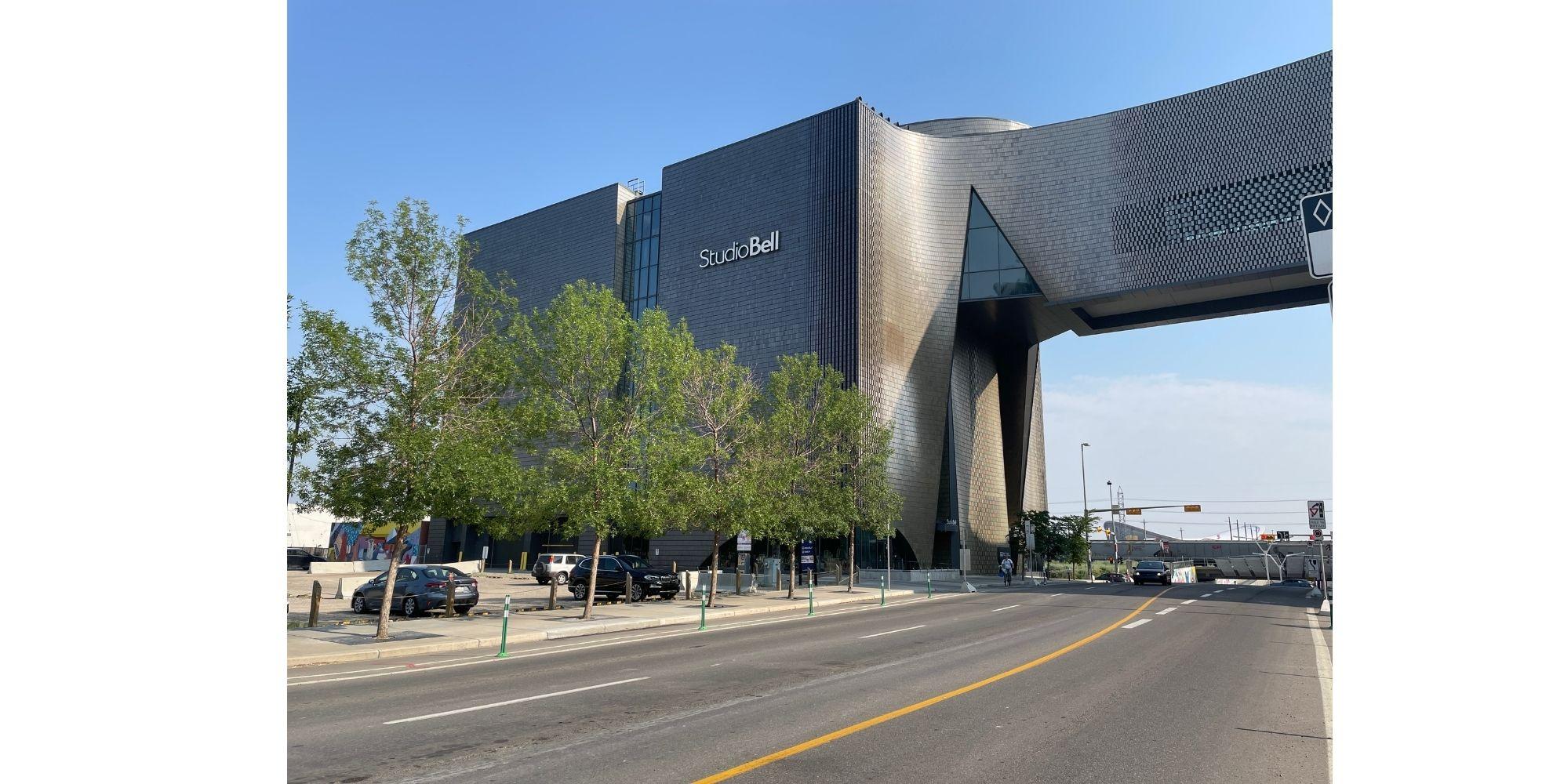 Espacios públicos. Centro Nacional de Música de Canadá